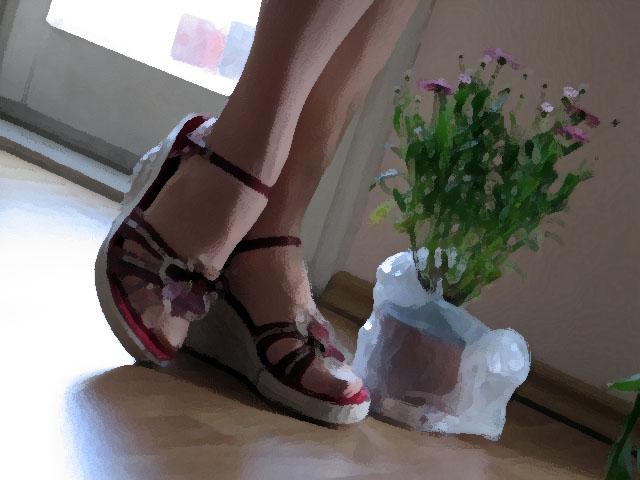 обувки...