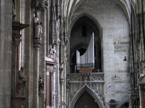 Органът в Щефансдом